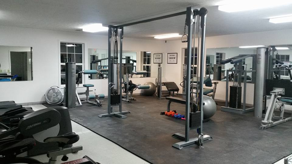 Facility gallatin county fitness